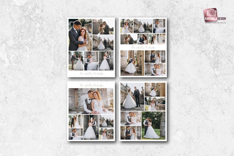 8x10 Photo Collage Templates example image 1