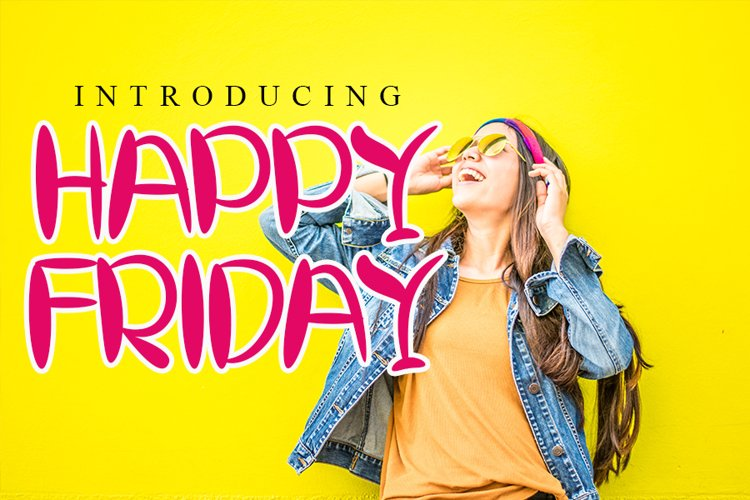 Happy Friday example image 1
