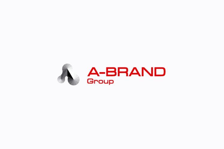 A-Brand logo example image 1