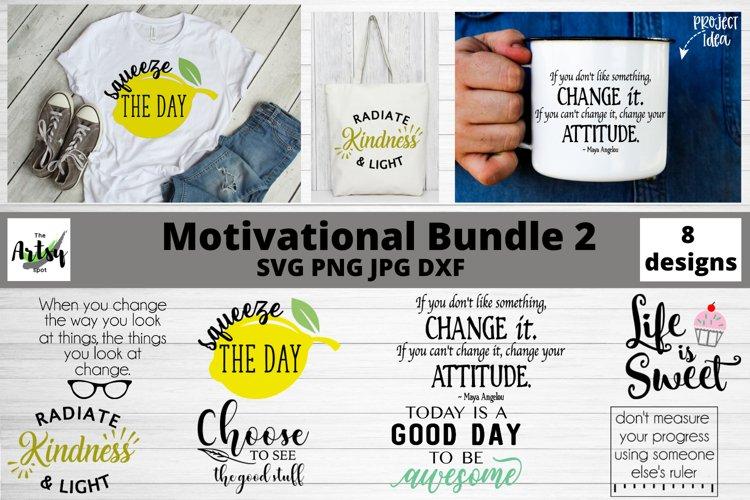 Motivational quotes svg Bundle, Inspirational bundle, office example image 1