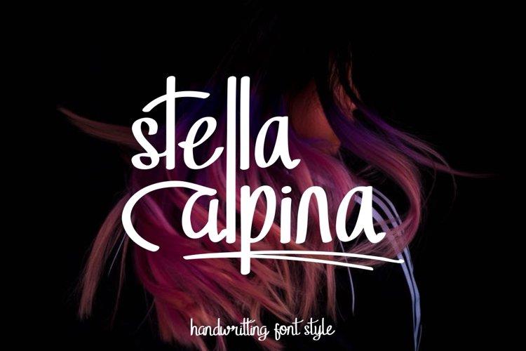 StellaAlpina example image 1