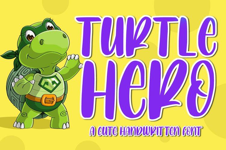 Turtle Hero example image 1