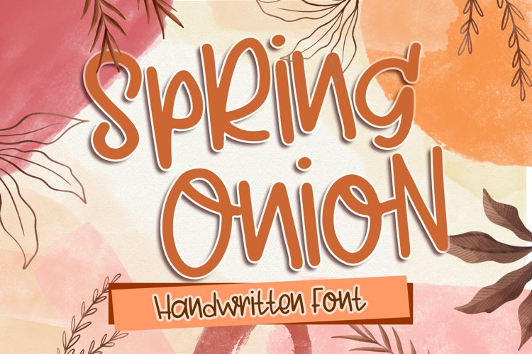 Spring Onion example image 1