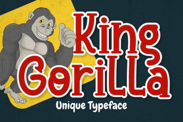 King Gorilla example image 1