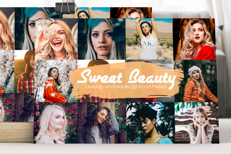 Sweet Beauty Lightroom Presets example image 1
