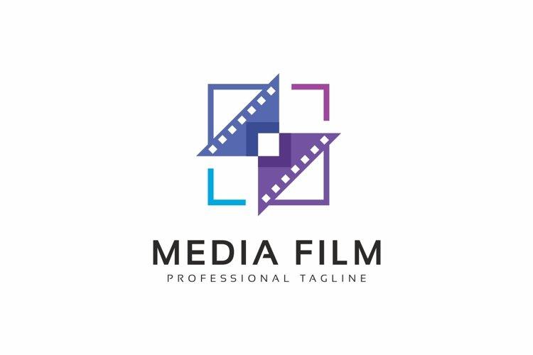 Media Film Logo example image 1