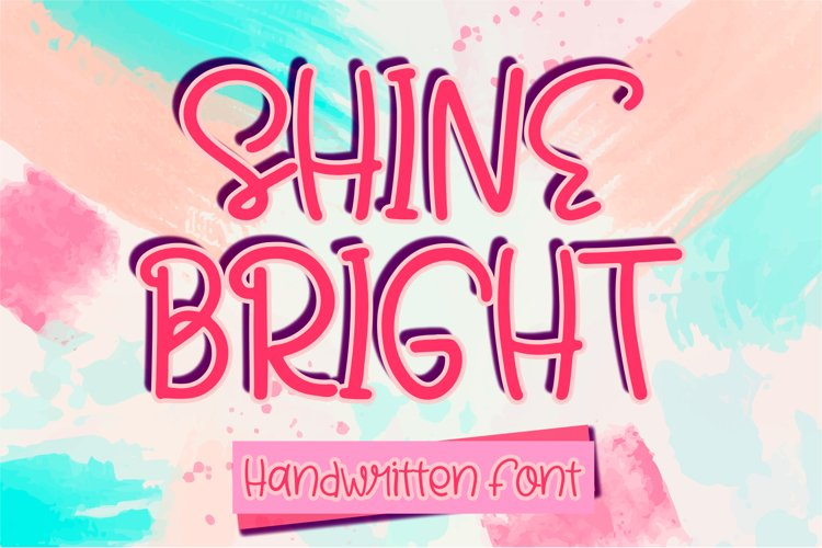 Shine Bright example image 1