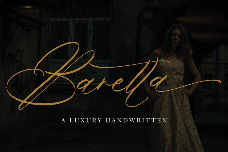 Baretta example image 1