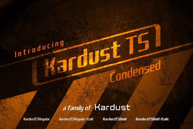 Kardust TS Condensed example image 1