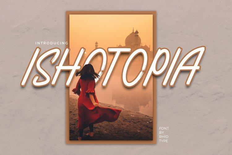 ISHOTOPIA example image 1