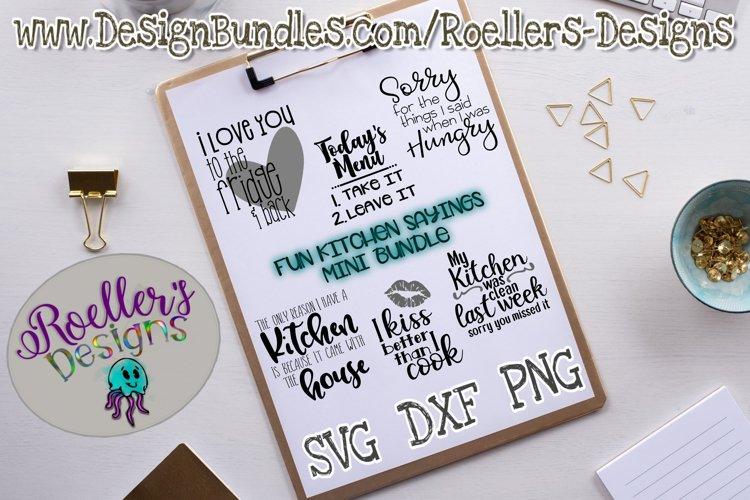 Tea Towel SVG - A Kitchen Towel Svg bundle example image 1
