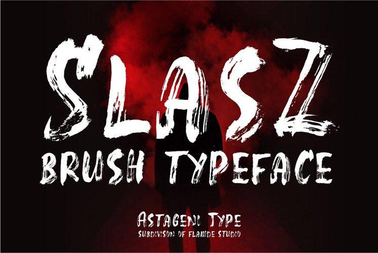 SlasZ Brush example image 1