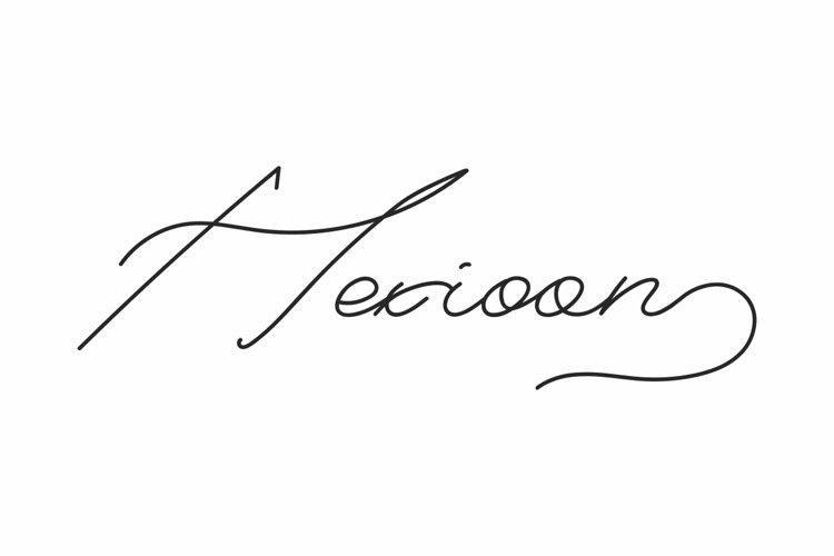 Hexioon example image 1