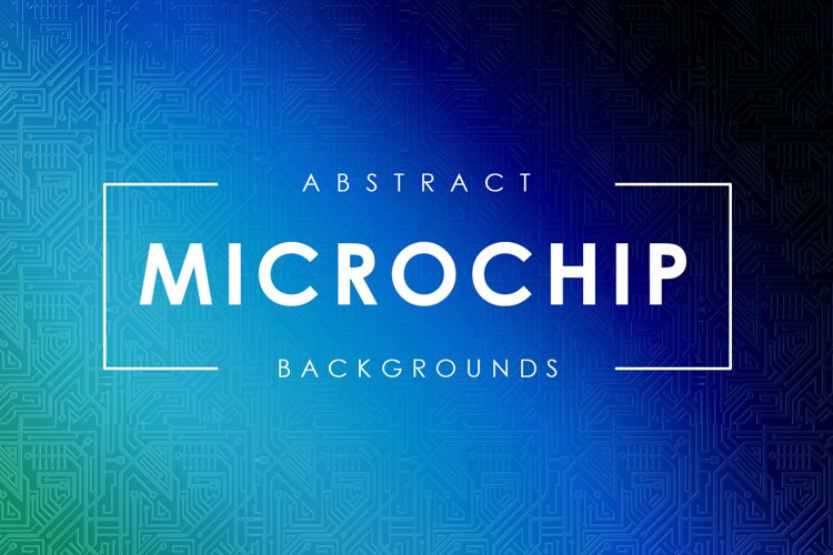 Microchip Backgrounds 1 example image 1