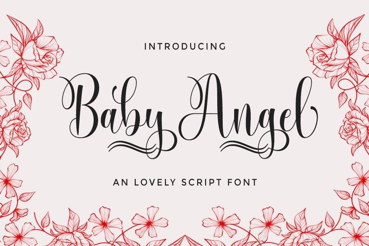 Baby Angel example image 1
