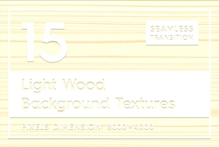 15 Light Wood Background Textures example image 1