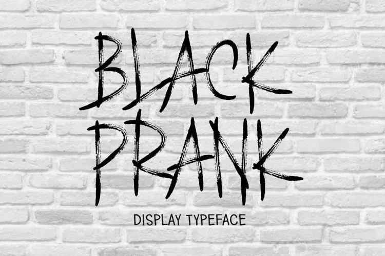 BLACK PRANK example image 1