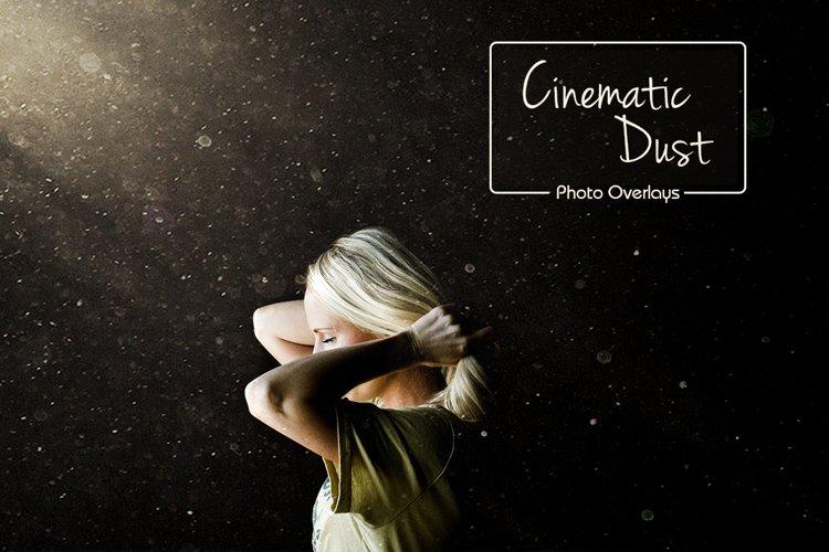 97 Cinematic Dust Overlays example image 1