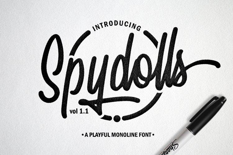 Spydolls example image 1