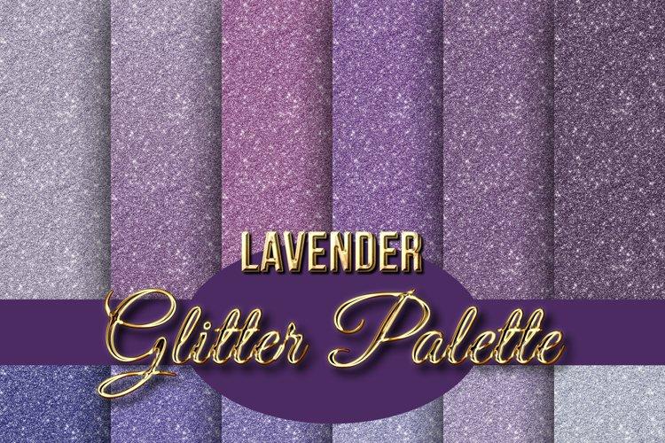 Lavender Palette Glitter Backgrounds example image 1