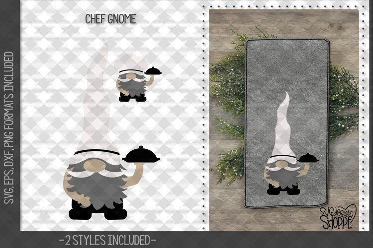 Gnome, Gnomes, Nurse, Police Officer, Chef, Profession, SVG, example image 1