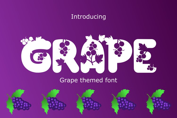 Grape example image 1