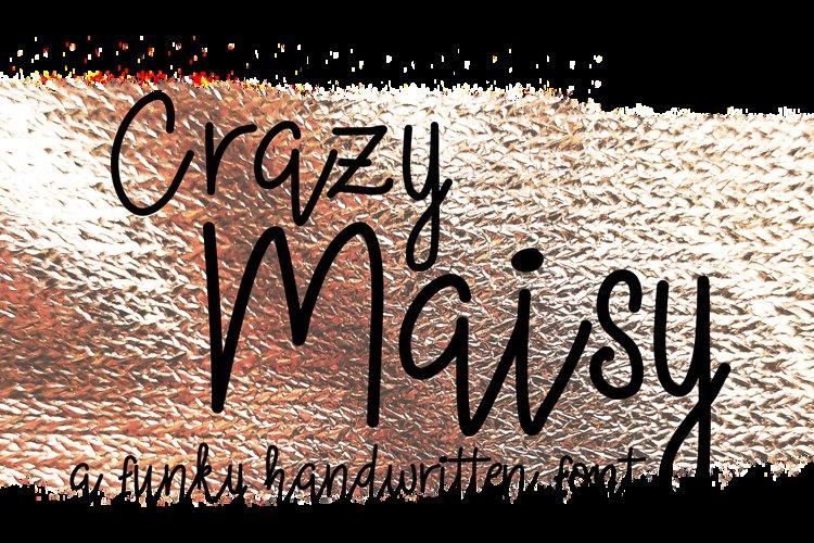 Crazy Maisy example image 1