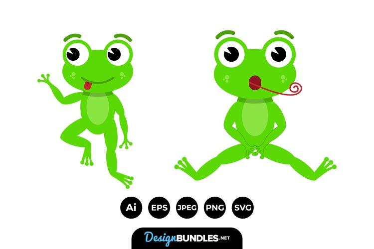 Frog Illustrations