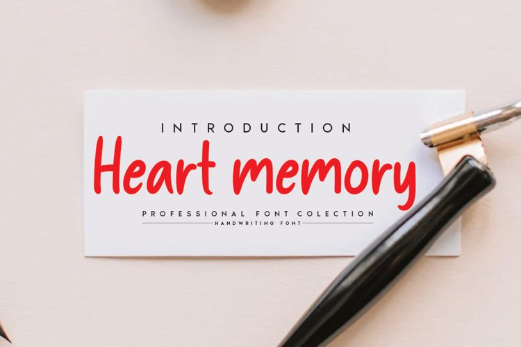Heart memory example image 1