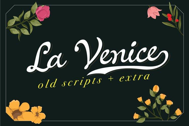 La Venice Script example image 1