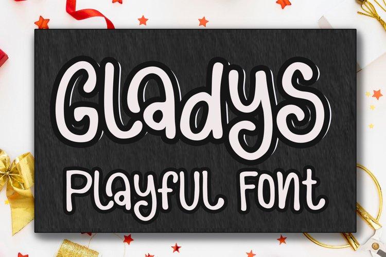 Gladys example image 1