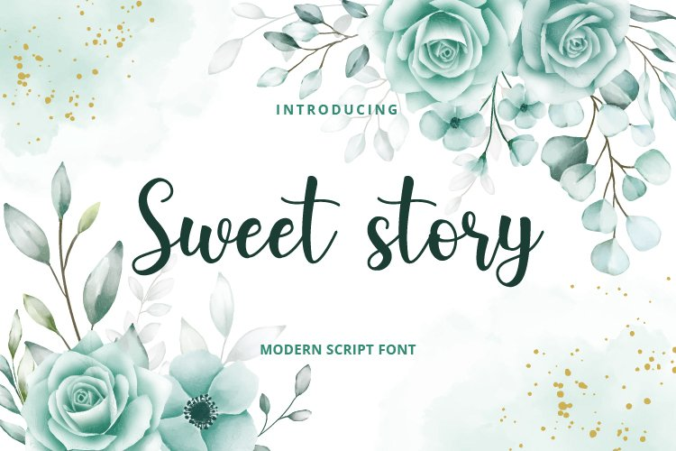 Sweet story example image 1