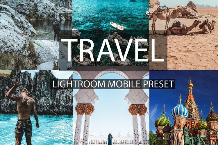 10 lightroom mobile presets travel