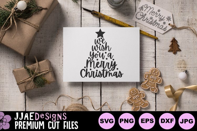 We wish you a Merry Christmas svg | Christmas 2020 svg example image 1