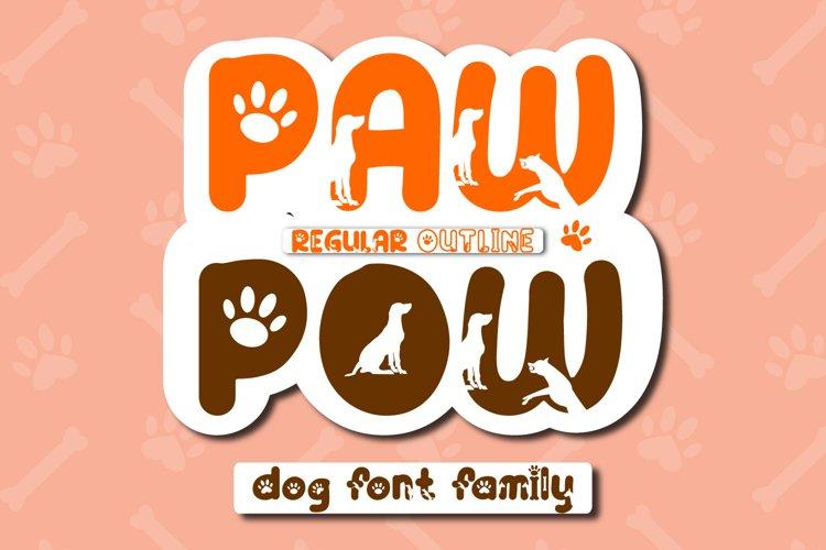 Paw Pow example image 1