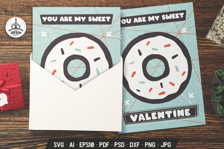 Download Valentine S Day Card Svg Party Flyer Template Dxf Png 1112421 Card And Invites Design Bundles