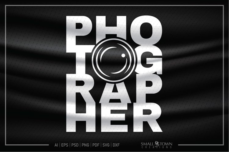 Photographer, Camera Lens, Photographer SVG, Camera SVG