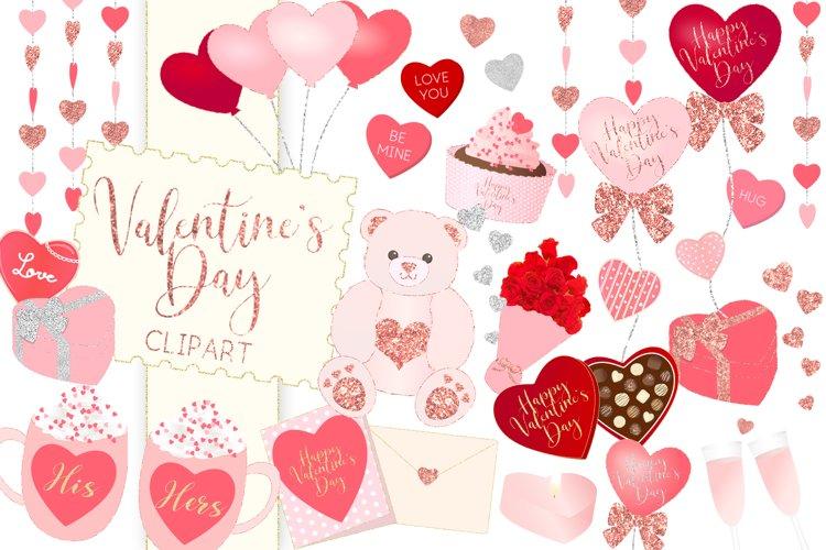 Valentines Day Illustration Clipart