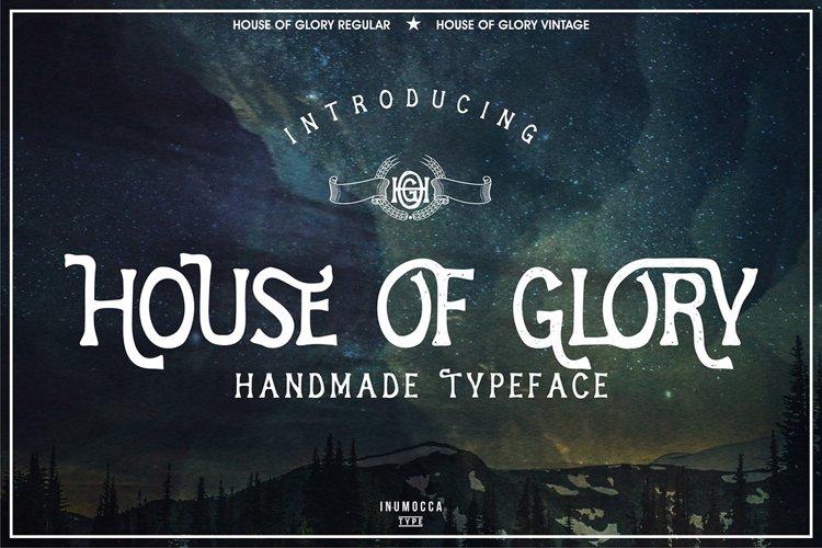 House Of Glory example image 1
