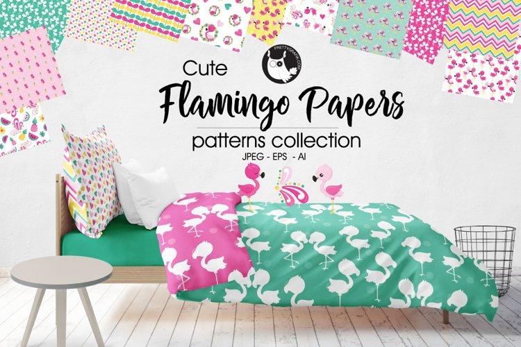 FLAMINGO-PAPERS , digital papers