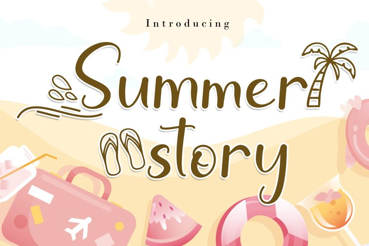 Summer Story example image 1