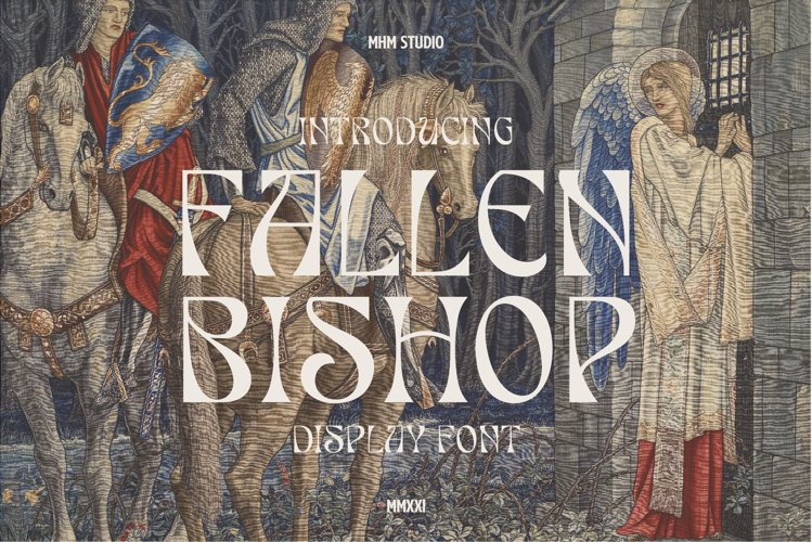 Fallen Bishop