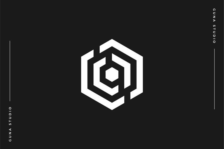 Hexagon - Logo template example image 1