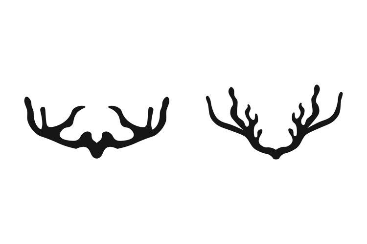 Reindeer Antlers example image 1
