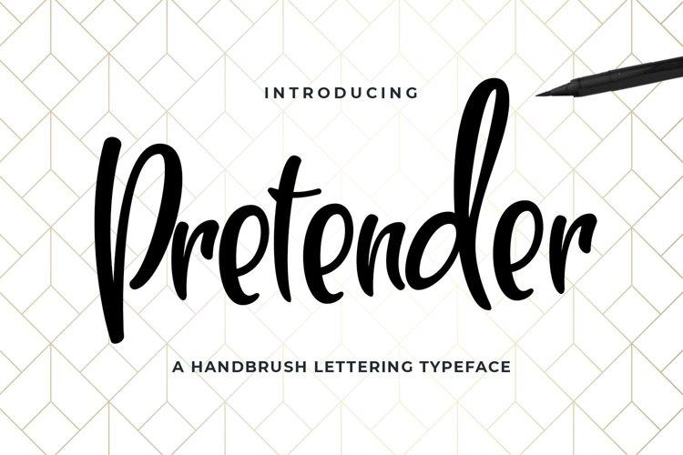 Web Font Pretender example image 1