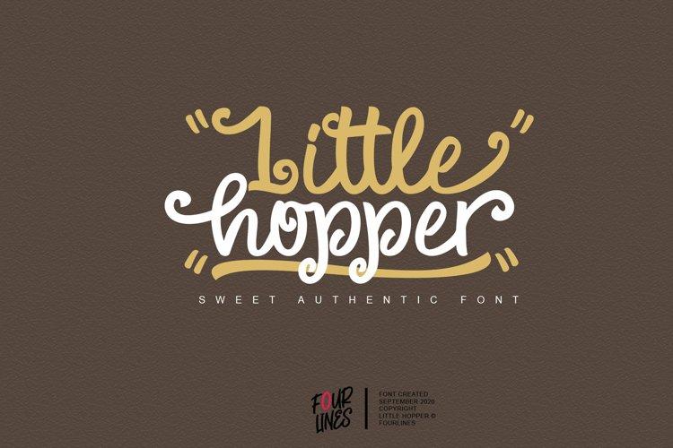 Little Hopper example image 1