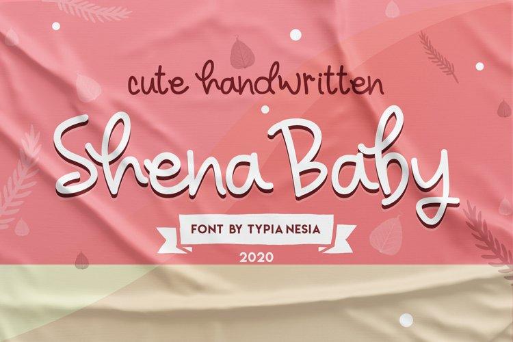 Sheyna Baby example image 1
