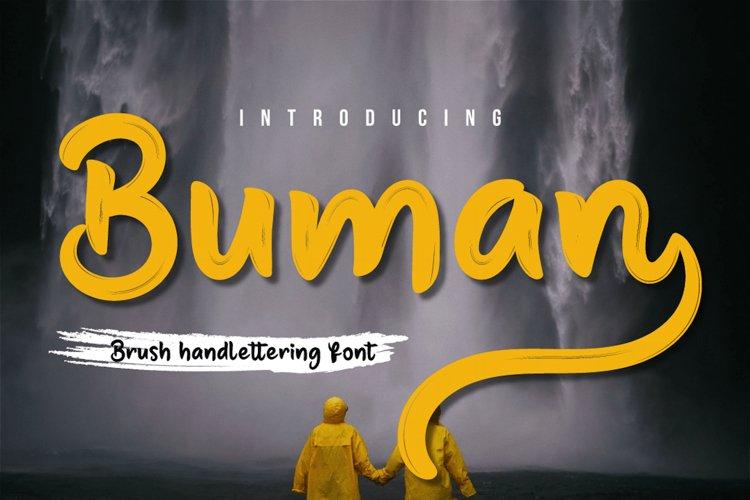 Buman example image 1