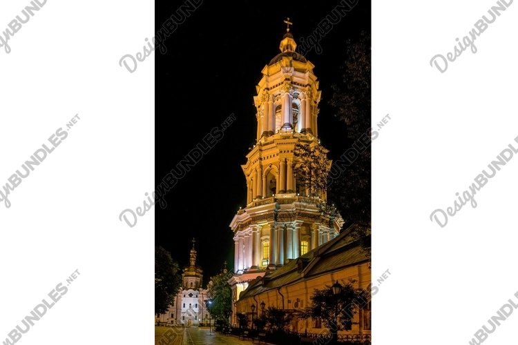 Buildings of the churches of the Kiev Pechersk Lavra example image 1
