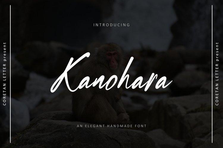 Kanohara example image 1